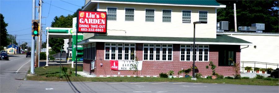 Liu 39 S Garden Chinese Restaurant 656 Columbus Ave Rochester Nh